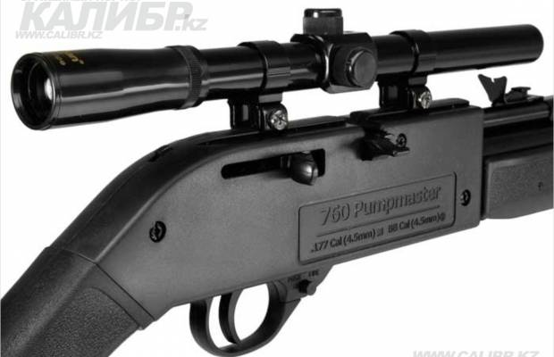 Пневматика Crosman Pumpmaster 760 в Алматы, Казахстан